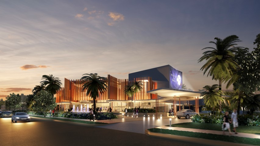 FKG Group Awarded Contract For Cairns Performing Arts Centre