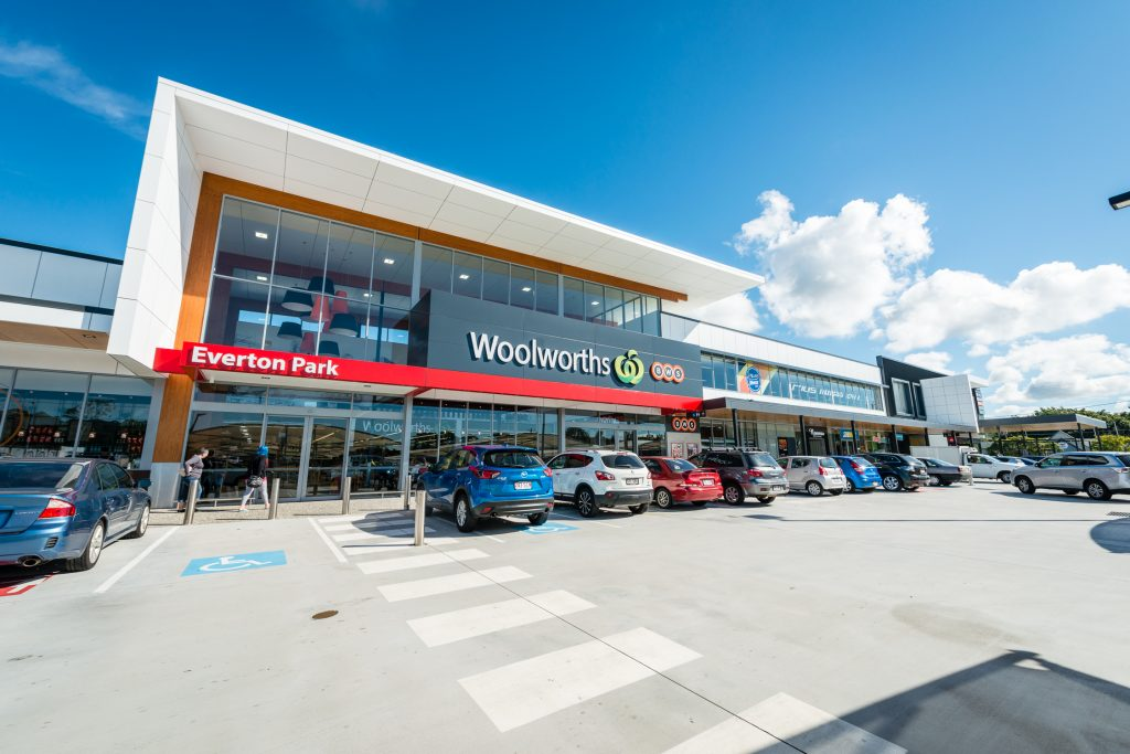 Everton Park Woolworths, Masters and Dining Precinct Opens