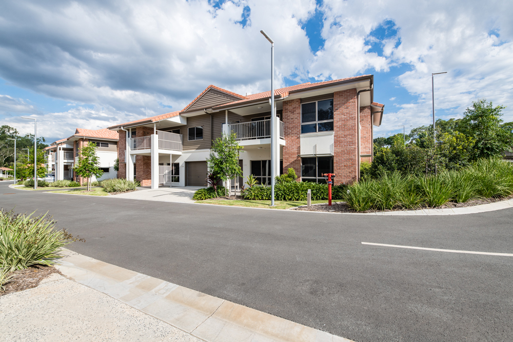 Aveo Durack Independent Living Unit Retirement Village